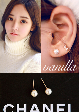 simple is the best, earring 패션쇼핑몰 츄(Chuu)